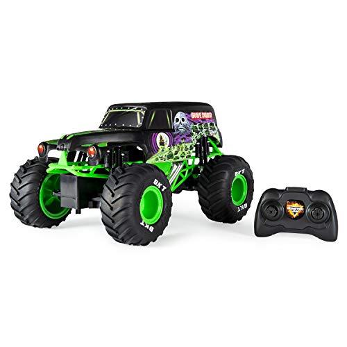 Unbekannt Monster Jam 6044994 RC Grave Digger 1:10 Achse - Monster Jam-trucks Rc