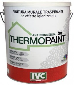THERMOPAINT IVC secchio da LT 13 - Pittura murale anti condensa...