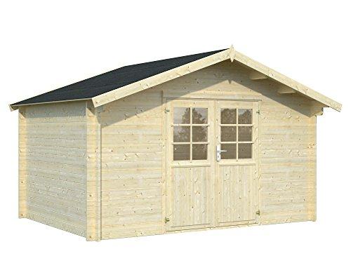 Gartenhaus Greta ca. 400x300 cm