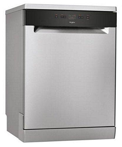 WHIRLPOOL - Lave-vaisselle 60cm 13c 46db a+ pose libre inox - WRFE2B16X