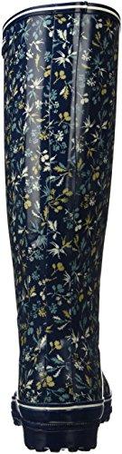 Aigle Venise Print, Bottes de Pluie Femme Multicolore (Hashley)