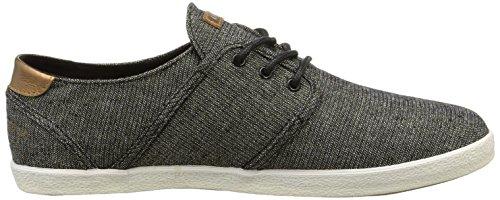 Faguo Cypress, Sneakers Basses femme - Noir - Noir (003 Black Shine)