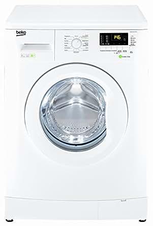 beko wmb 61432 pteu waschmaschine frontlader a b 170 kwh jahr 8800 liters jahr 1400 upm. Black Bedroom Furniture Sets. Home Design Ideas
