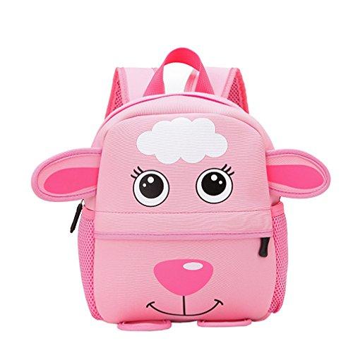 Imagen de yeelan bolsa de escuela impermeable /  para niños ovejas