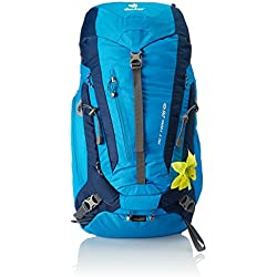 Deuter ACT Trail Mochila para Montaña, Mujer, Turquesa (Turquoise / Midnight), 28 l