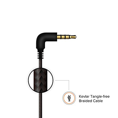 Mi Earphones with Dynamic bass, Music Control and mic (Silver) Image 5