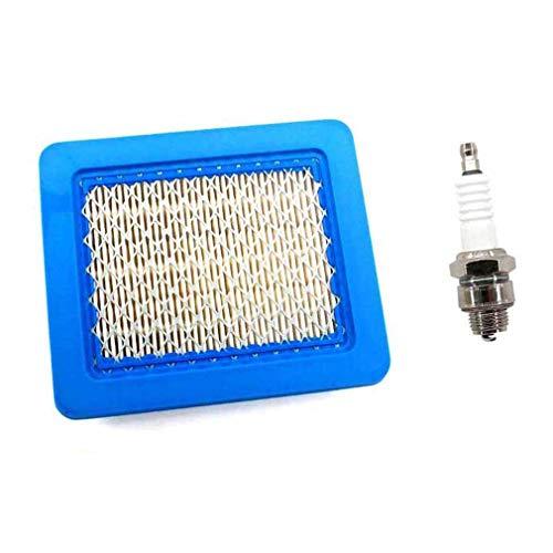 AISEN Luftfilter Filter + Zündkerze Ersetzt Sabo SA 31749 LG491588JD SA26547 SAA31749