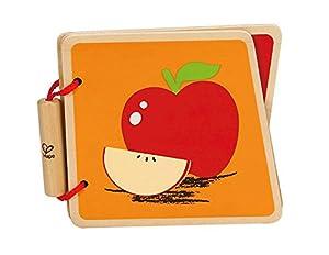 Hape International Libro de Frutas para Bebé, (E0039)