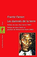 Les damnés de la terre de Frantz Fanon