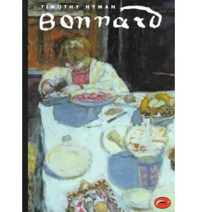 BONNARD BY (HYMAN, TIMOTHY) PAPERBACK