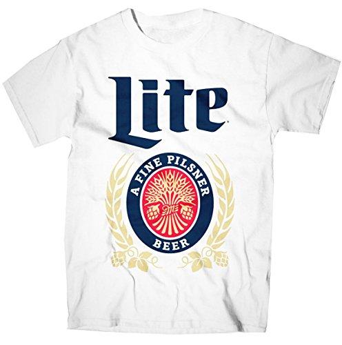 lljy-vintage-miller-lite-white-t-shirt
