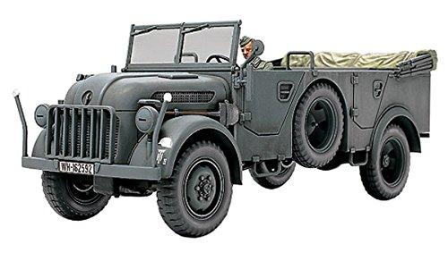 TAMIYA 300032549 - WWII Deutscher Steyr Type 1500A/01 (1), Militär-Bausatz 1:48