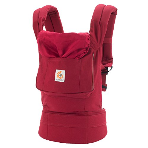 Ergobaby Babytrage Kollektion Original (5,5 - 20 kg), Red thumbnail