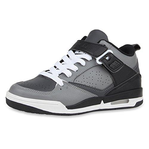 Cinza Basquete Sneakers As Esportes Sapatas Único Perfil De Branco tAHqZw78n