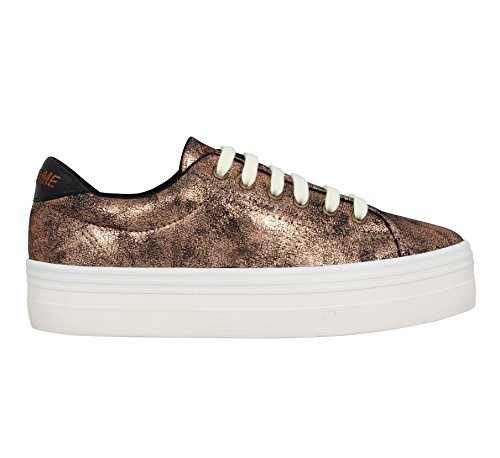 NO NAME Plato Sneaker gravity da donna in bronzo Marrone (Bronzo)