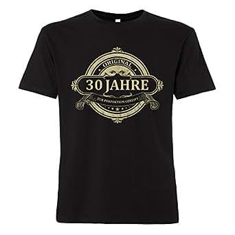 ShirtWorld - Original 30 Jahre - T-Shirt S