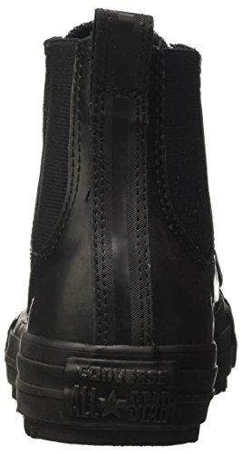 Converse - All Star Hi Chelsea Boot Trans, Sneaker alte Donna Schwarz