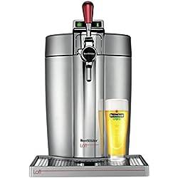 Krups VB700E00 5L Dispensador de cerveza de barril grifo de cerveza