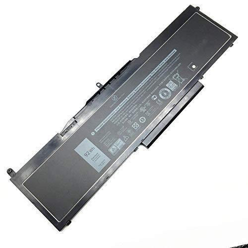 11.1V 92wh VG93N Laptop Battery for DELL Precision 15 3520 Series Tablet WFWKK VG93N
