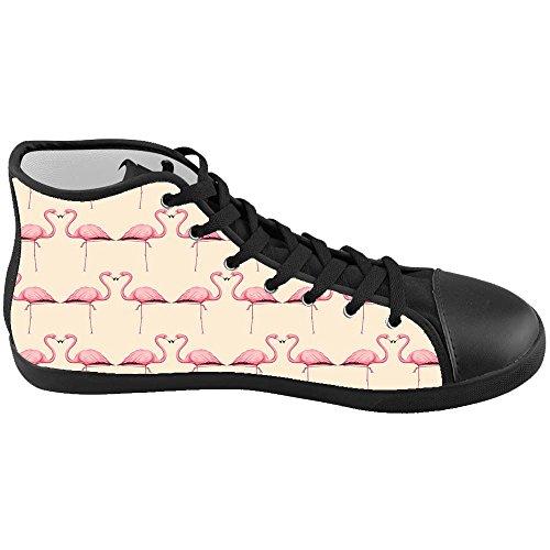 Dalliy Pink Flamingo Kids Canvas shoes Schuhe Footwear Sneakers shoes Schuhe B