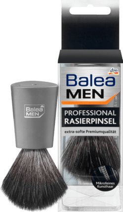 Balea MEN Rasierpinsel Professional, 1 St