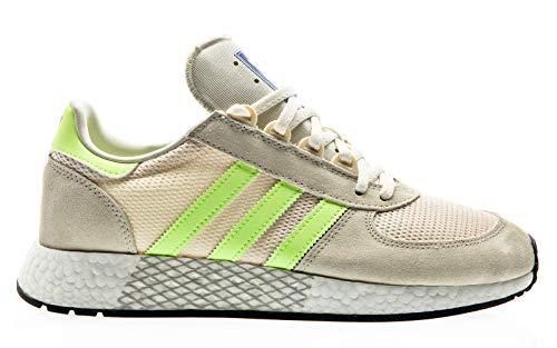 adidas Marathon Tech (beige/grün) - 42 2/3 EUR · 8,5 UK