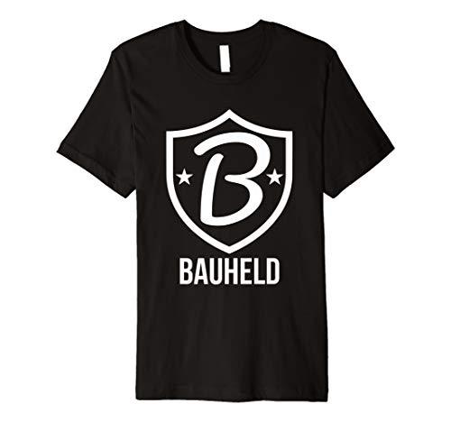 Herren Bauherr Held Häuslebauer Partner Outfit Richtfest ()