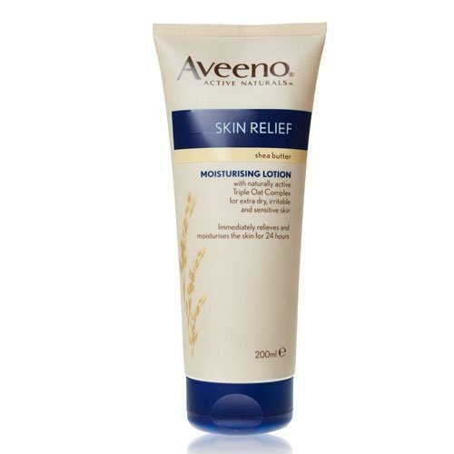 Aveeno Skin Relief Body Lotion with Shea Butter - 200 ml by Aveeno -