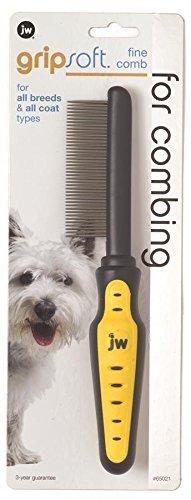 Artikelbild: jw Pet Company Gripsoft feinen Kamm für Hunde