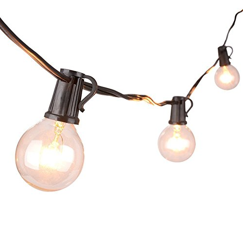 DFL luces de cadena a prueba de agua,Guirnaldas luminosas de exterior, Starry...