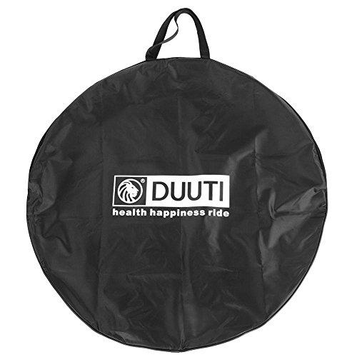 Dilwe Rad Tragetasche Strapazierfähige Nylon-Mountain-Road-Bike-Weiche Lagerung schützende Carrier Wheel Bag(27.5in) (Road Bike Bag)