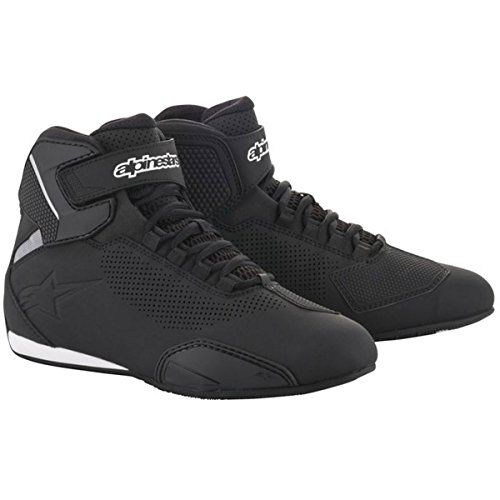 Alpinestars Men's 25156181013 Shoe (Black, Size 13)