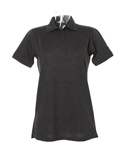 Flirty Wardrobe Klassic KUSTOM KIT Gamegear Polo avec Superwash Gris - Graphite