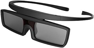 Hisense FPS3D06 - Gafas 3D para Serie K390 (120h, CR2025, Negro, 0 - 40 °C, -5 - 50 °C)