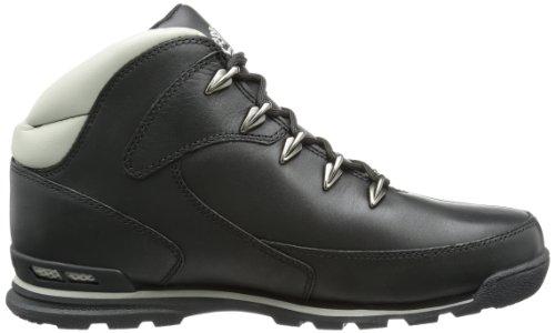 Timberland Ek Euro Rock Hiker, Boots homme Noir (Black)