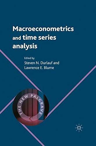Macroeconometrics and Time Series Analysis (The New Palgrave Economics Collection)