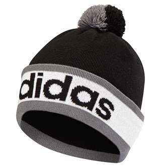 Adidas Golf 2015 Mens ClimaHeat POM Beanie Winter Wooly Hat Test