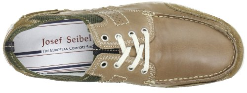 Josef Seibel Schuhfabrik GmbH Edric 03 54115 949 124 Herren Mehrfarbig (darknude/oliv 299)