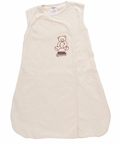 Baby visone Biologico 100% cotone unisex Sacco nanna sacco naturale (3-6mesi)