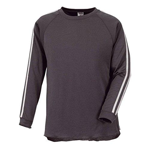 teXXor Funktionshemd Marstrand Thermohemd Arbeitsshirt, L, grau, 8510