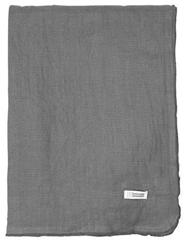 Broste Copenhagen Loveclone Gracie Nappe, gris, 160x200