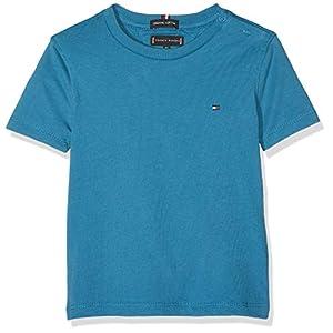 Tommy Hilfiger Original Cn tee S/S Camiseta para Bebés 3