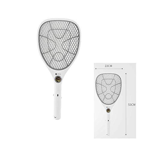 QHY Swatter eléctrico del Mosquito de la Superficie de la Malla del...