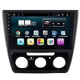 TOPNAVI Quad Core Auto Radio für Skoda Yeti 2014 2015 2016 Android 7.1 Auto GPS Navigation Stereo mit 1 GB RAM 16 GB ROM WiFi 3G RDS Spiegel Link FM BT Audio Video