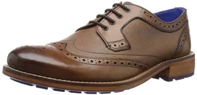Ted Baker Cassiuss 3, Chaussures richelieu homme - Marron - Hellbraun, 40 EU (6 UK)