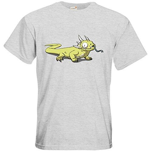 getshirts - Daedalic Official Merchandise - T-Shirt - Deponia Poisonous Ash