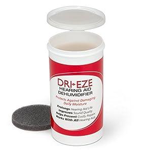 Acu-Life Dri-Eze Hearing Aid Dehumidifier