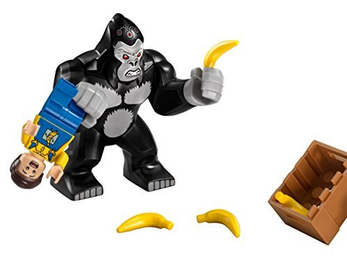 LEGO Superheroes 76026 Gorilla Grodd goes Bananas Playset