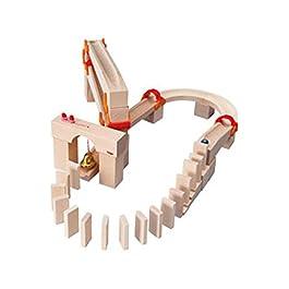 Haba–Cascata di Domino in legno–scatola grande