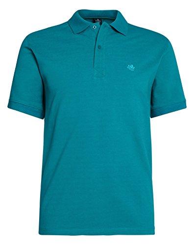 Ahorn Sportswear Übergrößen !!! Designer Basic Polo-Shirt 13 Farben 3XL-10XL Deep Sea Green